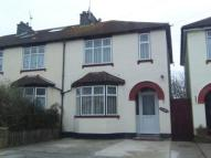 Wakering Avenue semi detached house to rent