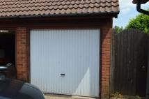 Garage in North Shoeburyness to rent
