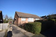 2 bed Semi-Detached Bungalow to rent in Ravensdale Close...