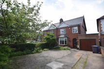 semi detached home in Station Road MICKLEOVER...
