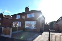 semi detached home to rent in 35 Shropshire Avenue...