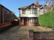 3 bed semi detached house in Corden Avenue...