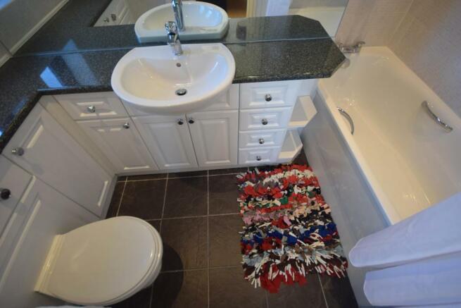 En-Suite Bathroom to Bedroom Two
