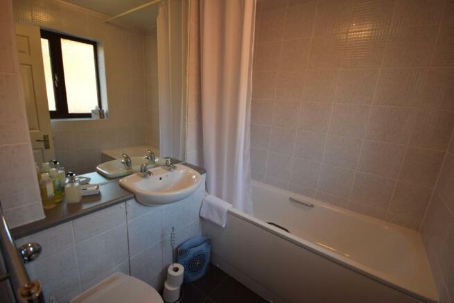 En-suite Bathroom to Bedroom Three