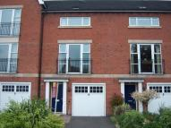4 bed Town House to rent in Brooke Close, Belper...