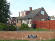 Detached Bungalow for sale in Heather Close...