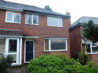 Curbar Road semi detached house to rent