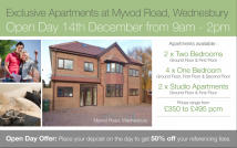 Apartment in Myvod Road, Wednesbury...