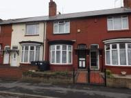 Terraced house in Selsey Road, Birmingham