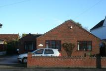 Detached Bungalow for sale in Wilmot Street, Heanor...