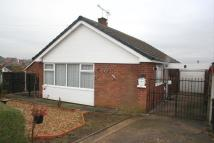 Detached Bungalow in Wheeler Avenue, Eastwood...