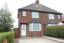 3 bed semi detached house in Mill Road, Eastwood...