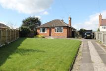 Detached Bungalow for sale in Mansfield Road, Selston...