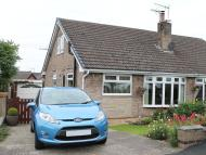 Semi-Detached Bungalow for sale in HILL CLOSE, Newthorpe...