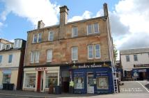 Flat to rent in Main Street, Barrhead