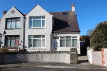 3 bedroom semi detached house for sale in Garth Road, Holyhead