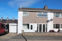 semi detached house for sale in Penllech Nest, Holyhead