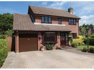 Detached house in Hazeldene Road, Liphook