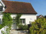 Cottage to rent in Church Road, Felsham