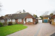 Semi-Detached Bungalow to rent in Stockwell Furlong...