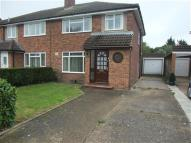3 bed home in Nursery Road, Taplow