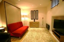 Studio flat to rent in Tufton Street...