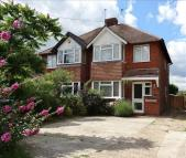 semi detached home in Leylands Road...