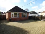 Detached Bungalow for sale in Leigh Road...