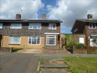 3 bed semi detached home in Buckswood Drive, Crawley