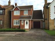 3 bed Detached home in Fowler Close...