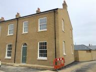 3 bedroom new house in Reeve Street, Poundbury...