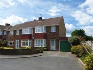 semi detached property in Cedar Close, Gosport