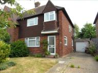 semi detached home for sale in Harebeating Drive...