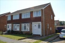 semi detached home in Goodwin Close, Hailsham