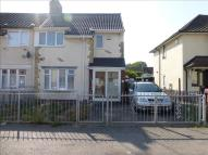 semi detached house in Tanfield Grove...