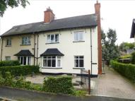 semi detached home for sale in Maytree Avenue...