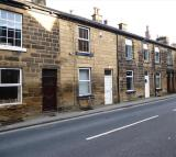 Terraced home for sale in North Parade, Otley