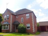 4 bed Detached house for sale in Tynan Close, Kettering