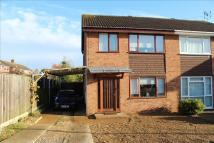 3 bedroom semi detached house for sale in Blenheim Road...