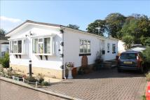 Park Home for sale in Hardwick Road...