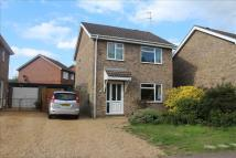Detached house for sale in Peckover Way...