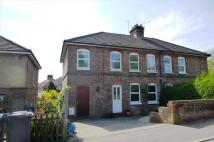 3 bed semi detached home in New England Road...