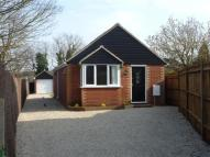 Detached Bungalow for sale in St Johns Road, Hedge End...