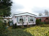 Park Home in Kings Copse Avenue...