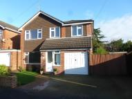 Detached home for sale in Waters Edge, Hedge End...