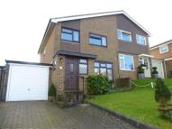 semi detached property for sale in Bush Cottage Close...