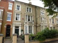 Maisonette in Fosse Road Central...