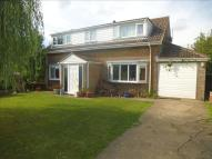 4 bedroom Detached house in Church Lane, Saxilby...