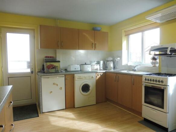 Kitchen/ Diner: