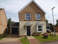 3 bed Detached home in The Maltings...